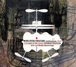 Berne, Tim: Science Friction 3CD