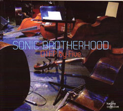 Dresser, Mark: Sonic Brotherhood: DTFP by Five - Israel 2009 (Kadima)