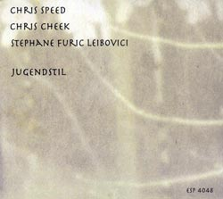 Speed / Cheek / Leibovici: Jugendstil (ESP)
