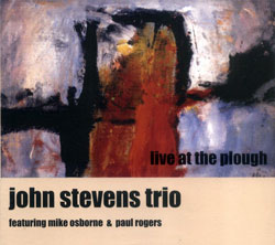 Stevens, John Trio: Live at The Plough