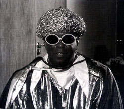 Sun Ra and His Intergalactic Solar Research Arkestra: Helsinki 1971 (Transparency)