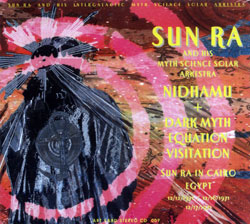 Sun Ra: Nidhamu / Dark Myth Equation (Art Yard)