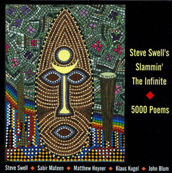 Swell's, Steve Slammin' The Infinite: 5000 Poems (Not Two Records)