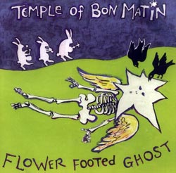 Temple of Bon Matin: Flower Footed Ghost (Ruby Red Editora)