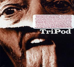 TriPod: TriPod (MoonJune Records)