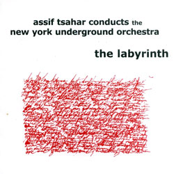 Tsahar, Assif & The New York Underground Orchestra: the labyrinth