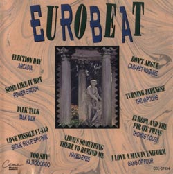 Various Artists: Eurobeat <i>[Used Item]</i>