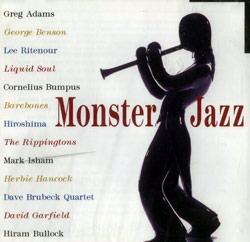 Various Artists: Monster Jazz <i>[Used Item]</i>