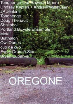 Various Artists: Oregone (Oregone)