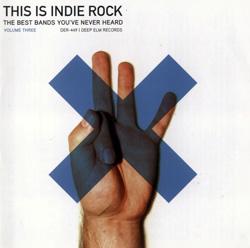 Various Artists: This Is Indie Rock, Volume Three <i>[Used Item]</i>