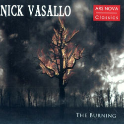 Vasallo, Nick: The Burning
