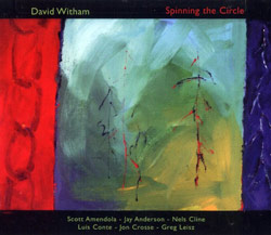 Witham, David: Spinning the Circle (Cryptogramophone)
