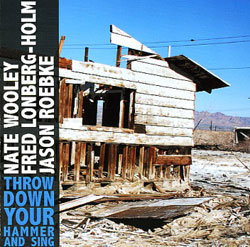 Wooley / Lonberg-Holm / Roebke: Throw Down Your Hammer And Sing (Porter Records)