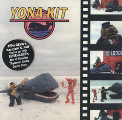 Yona-Kit (w/ Jim O'Rourke): Yona-Kit <i>[Used Item]</i>