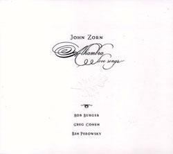 Zorn, John: Alhambra Love Songs
