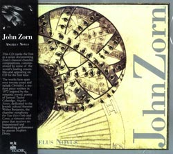 Zorn, John: Angelus Novus