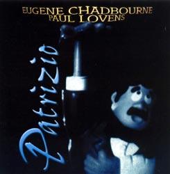 Chadbourne, Eugene / Paul Lovens: Patrizio (Les Disques Victo)
