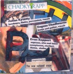 Chadbourne, Eugene: Chadkysrapp (Chadula)