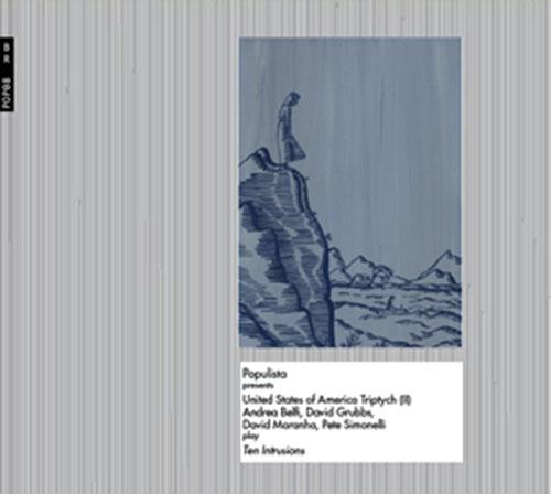 United States of America Triptych (II): Andrea Belfi, David Grubbs, David Maranha, Pete Simonelli pl (Bolt)