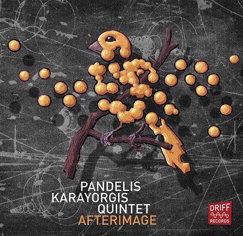 Karayorgis, Pandelis Quintet: Afterimage (Driff Records)