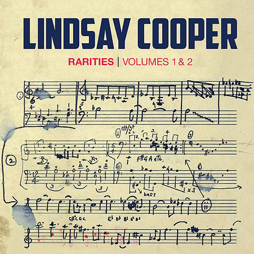 Cooper, Lindsay : Rarities Volumes 1 & 2 (Recommended Records)