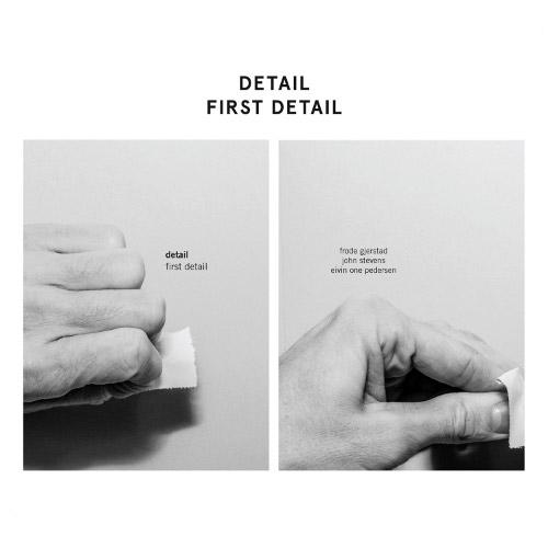 Detail: Stevens / Pedersen / Gjerstad: First Detail [VINYL + CD] (Rune Grammofon)