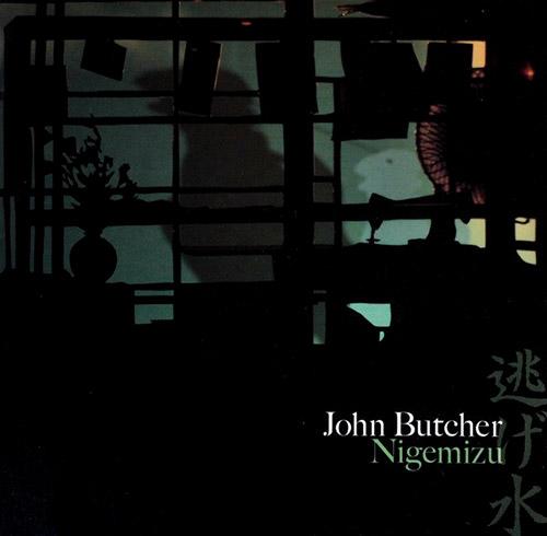 Butcher, John : Nigemizu (Uchimizu Records)