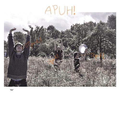 Apuh!: Ett [VINYL] (Palsrobot)