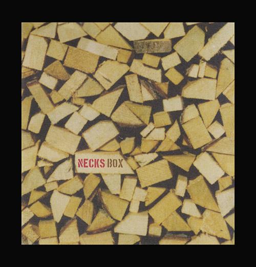 Necks, The: The Necks Box [8 CD BOX SET] (Recommended Records)
