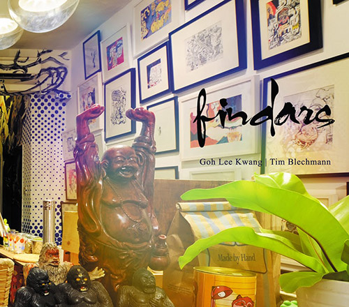 Kwang, Goh Lee / Tim Blechmann: Findars (Herbal International)