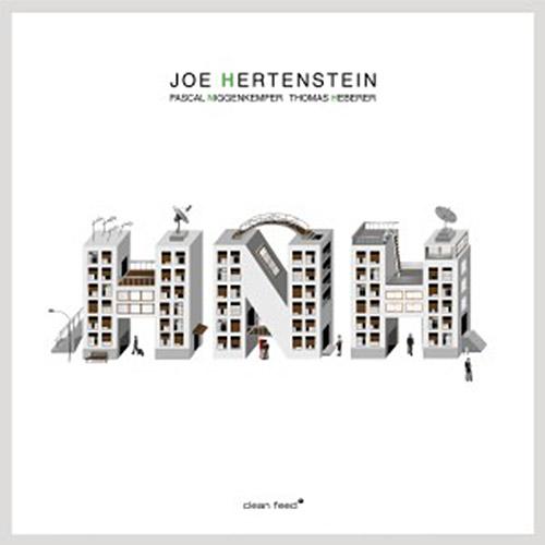 Hertenstein, Joe HNH (Hertenstein / Niggenkemper / Heberer): [2nd release] (Clean Feed)