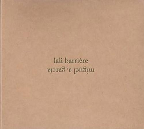 Barriere, Lali / Miguel A. Garcia  : Espejuelo (Nueni)