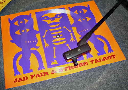 Fair, Jad / Strobe Talbot: Hunger (Music a la Coque)