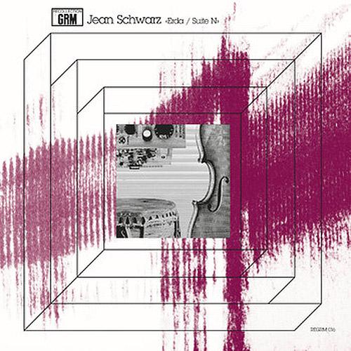 Schwarz, Jean: Erda / Suite N  [VINYL] (Recollection GRM)