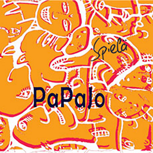 PaPaJo (Hubweber / Lovens / Edwards): Spiela [2 CDs] (Creative Sources)