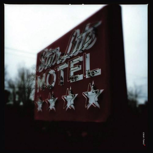 Starlite Motel (Alberts / Saft / Haker-Flaten / Nilssen): Awosting Falls [VINYL] (Clean Feed)