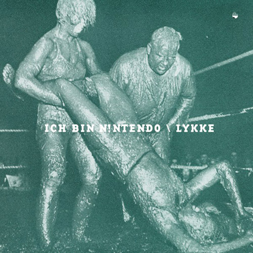Ich B!n Nintendo (Winther / Nergaard / Johansen): Lykke [VINYL] (Shhpuma)