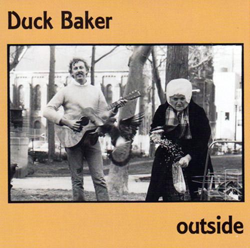 Baker, Duck : Outside (1977-83) (Emanem)
