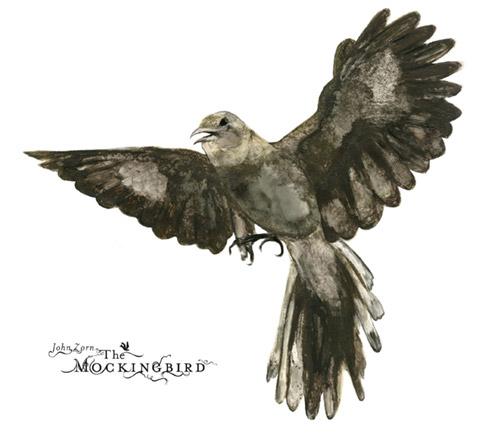 Zorn, John: The Mockingbird (Tzadik)