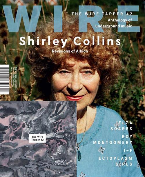 Wire, The: #393 November 2016 [MAGAZINE + CD] (The Wire)
