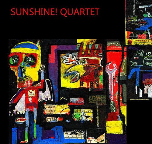 Sunshine! Quartet (Archer / Mwamba / Bennett / Fairclough): Sunshine! Quartet (Discus)