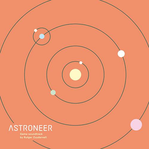 Zuydervelt, Rutger : Astroneer (Original Game Soundtrack) (Machinefabriek)