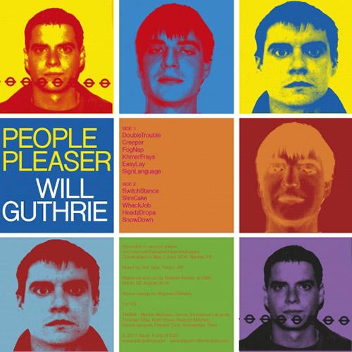 Guthrie, Will: People Pleaser [VINYL] (Black Truffle)
