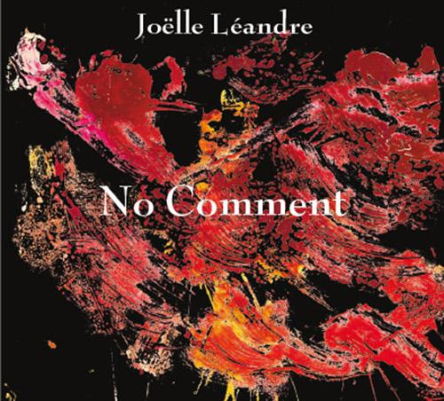 Leandre, Joelle: No Comment (Fou Records)