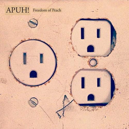 Apuh!: Freedom Of Peach (Palsrobot)
