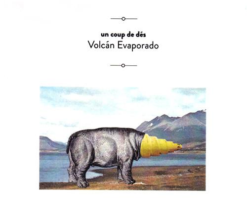 Un Coup de Des (Barriere / Sainz): Volcan Evaporado (Creative Sources)