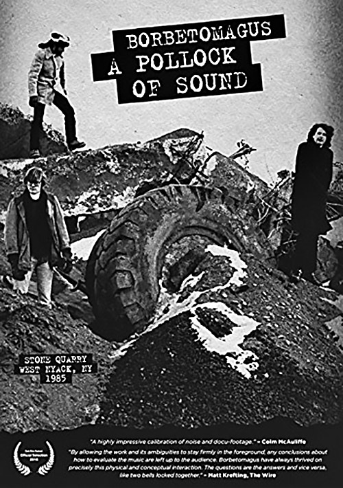 Borbetomagus: A Pollock of Sound [DVD] (Taping Policies)