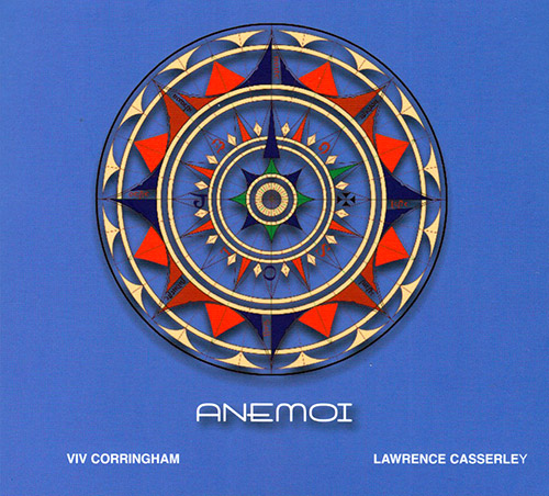 Corringham, Viv / Lawrence Casserley: Anemoi (FMR)