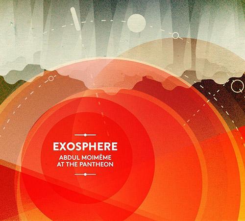 Moimeme, Abdul  : Exosphere (Creative Sources)
