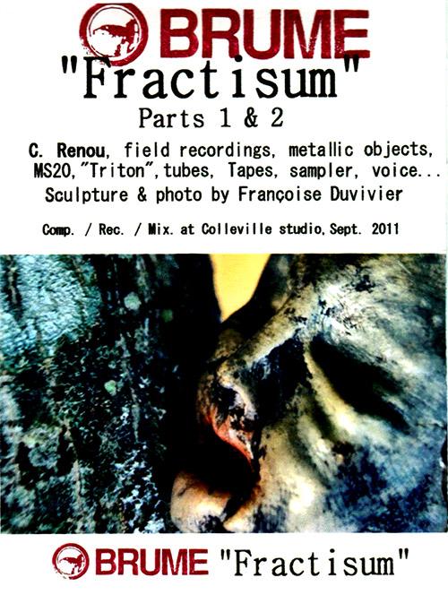 Brume: Fractisum [CASSETTE] (Banned Production)